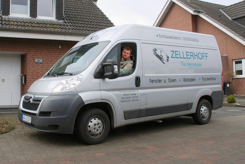 Zellerhoff Servicewagen